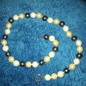Pearl Necklace 18""